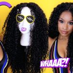 $17 Sis? How to Make a Wig in 30 mins! [Video]
