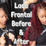 Client with Thin Edges gets a Protective Lace Frontal – Start to Finish [Video]