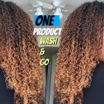 One Product Wash & Go! Max Definition!! [Video]