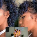 Curly FauxHawk Using CurlFormers and Design Essentials [Video]