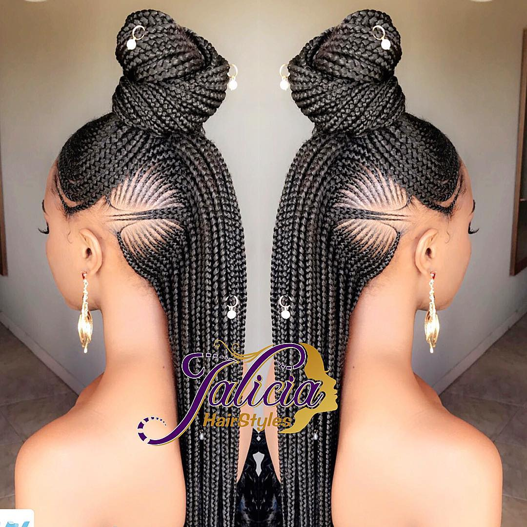 Absolutely Stunning Jalicia Hairstyles Black Hair