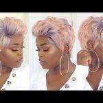 Pastel Pixie Cut From Scratch [Video]
