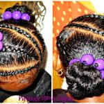 Simple Girls Hairstyle [Video]