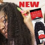 I Tried Human Hair Crochet – Is it legit? Will it Curl? Straighten? Slip? Let's Find Out [Video]