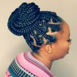 How To Jumbo Box Braids Rubber Band Method [Video]