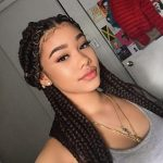 Gorgeous Box Braids @tannayakillva