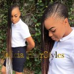 Knee Length Lemonade braids [Video]