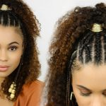 Easy, Braided Summer Style for Natural Hair [Video]