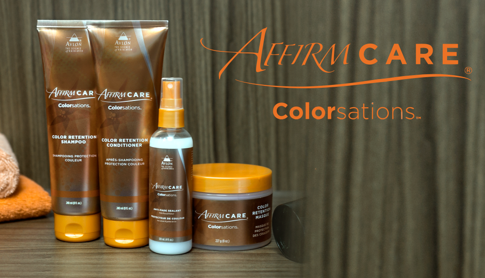 Avlons Colorsations Is Everything More For Your Colored Hair