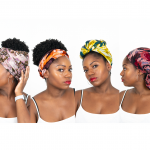 6 Quick & Easy Ways To Tie A Head Scarf Or Head Wrap (Natural Hair) [Video]