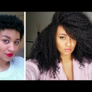 Girl This Is How I Grew My Hair SO Fast!! [Video]