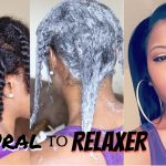 Relaxing My Natural Hair! Yup, I'M OVER IT!!! [Video]