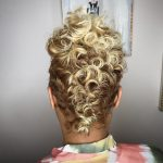 Blonde Curls And Pretty Cut @salonjmoirai