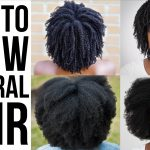 How To Grow Natural Hair – 10 Tips For Longer, Stronger, Healthier Natural Hair The Right Way