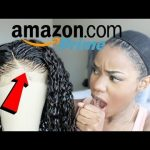 This Pre-Plucked Hairline Tho! Another Amazon Prime Wig [Video]