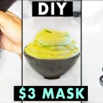 $3 DIY Miracle Mask For Dry Damaged Hair! [Video]