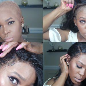 Bald Cap Method CANCELLED! New Method + Longer Hold Time [Video]