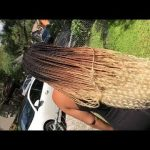 Honey Blonde Goddess Box Braids [Video]