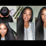 Crochet Braids – No Invisible Knots – No Leave Out [Video]