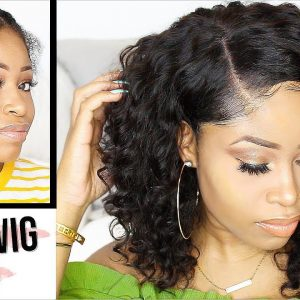 How To Apply Lace Wig For Beginners (No Glue, No Sew, Easy)