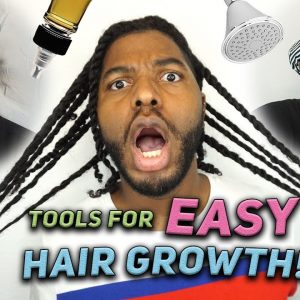 These Helped Me Grow My Hair….more easily!
