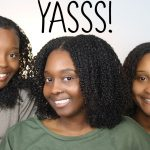 3 Different Wash N Go Textures [Video]