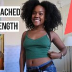 How I Reached Waist Length Natural Hair (My Hair Journey, Favorite Products, Current Routine) [Video]