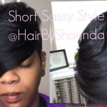 Simple Short Hairstyle [Video]