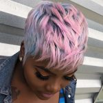Bomb Color Styled By @hairbyuno & @kellonderyck on @premadonna87