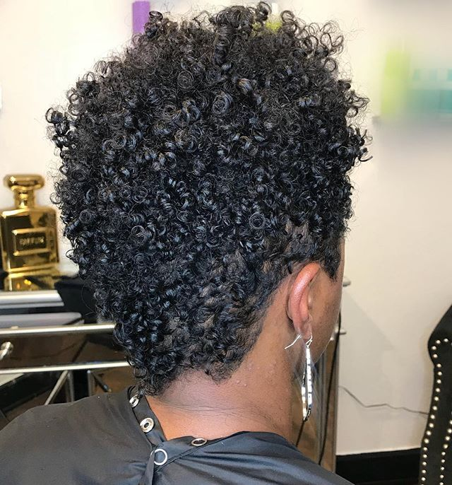 Beautiful Texture @sweetstyles_naturals