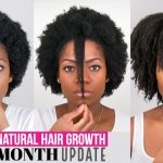 18 Month Natural Hair Growth Length Check [Video]