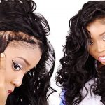 Flip Over Method! No Parting! – Sew In Secrets [Video]