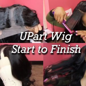 How I Created & Installed My Upart Wig [Video]