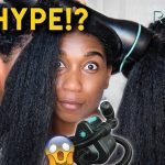 Worth The Hype!? $400 Revair Reverse Hair Dryer On Type 4 Natural Hair – Detailed Review [Video]