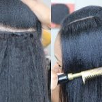 "You Can't Tell Issa Weave ""Old Skool"" Glue In Weave Tutorial [Video]"
