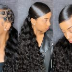 90's Sleek Ponytail Reloaded Chrisscross Methy! [Video]