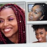 Hairstyle Compilation For Black Women – Natural Hair, Curly Hair & Braids #1