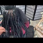 Knotless Braids – 100% Pain Free [Video]