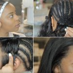Client Series: How To Do A Lace Front Sew-In  – Extremely Detailed!! [Video]
