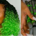 New Crochet Hair Technique! Paris Waves Flexi Rods! [Video]