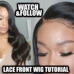Client Series: Installing A 6 Inch Deep Part 360 Lace Frontal Wig [Video]