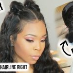 Transformation: Plucking My Frontal So It Can Look Natural – Plucking This Frontal [Video]