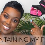 How I Maintain My Pixie! My Top Tips & Advice! [Video]