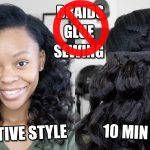 """Clip Weave"" Tutorial – No Braids, Glue, Or Sew [Video]"