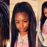 "Instant ""Lazy"" Micro Braids!!! [Video]"