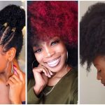 Mega Natural Hair Pics Compilation #2 Afros, Buns, Puffs, Wash & Go's Curls & Much More [Video]