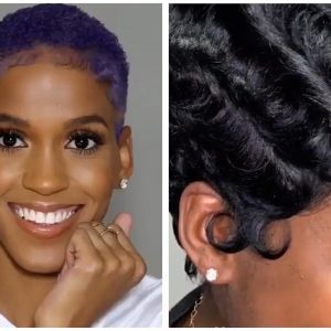 Short Hair Is Life – Hairstyle Compilation – Natural Hair TWA's, Hair Color & Pixies