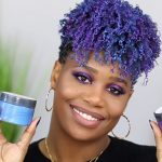 Temporary Hair Color With Hair Paint Wax Review & Demo [Video]