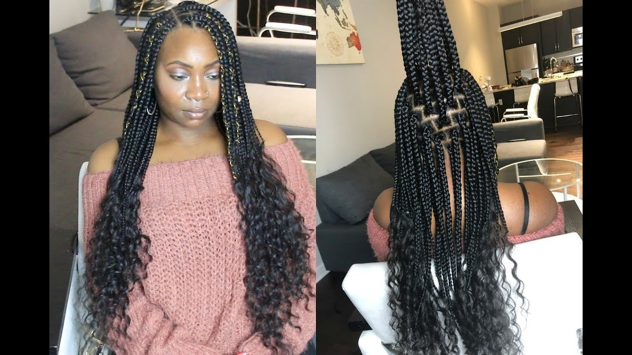 Goddess Box Braids Everything You Need To Know Video