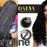 Bohemian Box Braids + Gripping [Video]